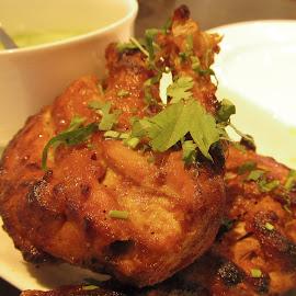 Tandoor by Sautrik Dutta Mantrani - Food & Drink Meats & Cheeses ( chicken, tandoor, food, meat, spicy, indian )