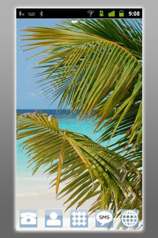 Beach Theme – GO Launcher EX