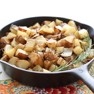 Skillet Potatoes Butter Recipes