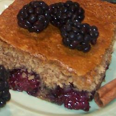 Blackberry Sponge