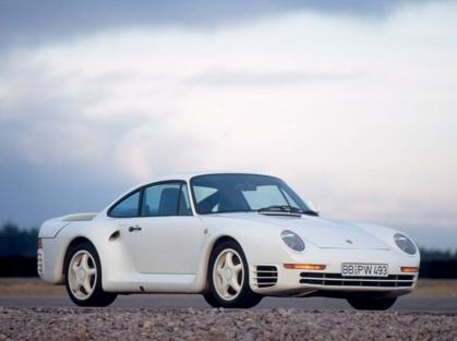 1986 – Porsche 959