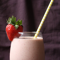 Strawberry & Creme Smoothie