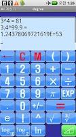 Screenshot of A+ Calculator