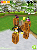 Screenshot of Angry Frogs Ninja