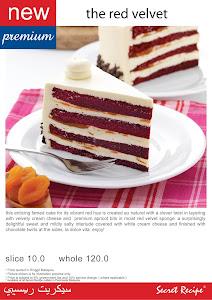 Red Velvet Cake Malaysia Food Restaurant Reviews