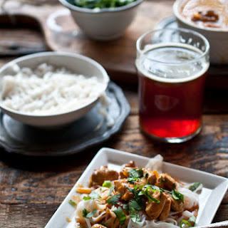 Coconut Curry Belgian Ale Chicken