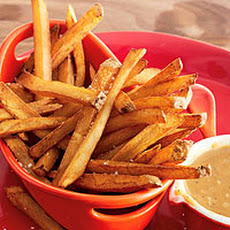 Bistro-Style Pommes Frites (French Fries)