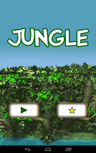 Jungle (Yeti Sports part 8) - screenshot