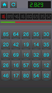 Touch Numbers - Hero Decode - screenshot