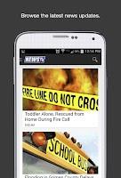 Screenshot of KBTX News