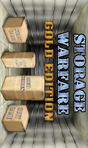 Storage Warfare: Gold Edition
