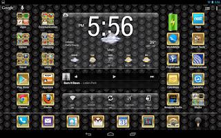 Screenshot of LC Carbon Gold Apex/Go/Nova