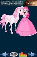 Screenshot of Puzzle Shapes - Princesses