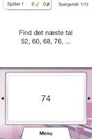 Screenshot of SkoleMat Level 8 gratis