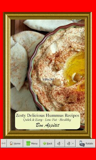 Zesty Delicious Hummus Recipes