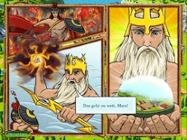 Screenshot of Tales of Rome Match 3 (germ.)