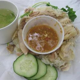 Nong's Khao Man Gai Chicken