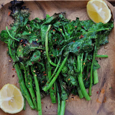 Grilled Broccoli Rabe