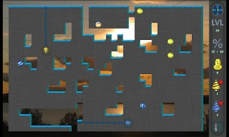 Screenshot of Xonix Blast Free