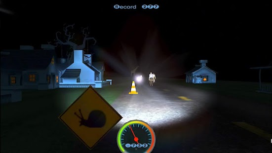 Zombie Trek Driver Survival P - screenshot