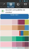 Screenshot of Color Design