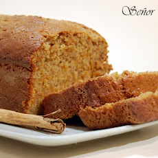 Carrot Cinnamon Loaf