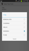 Screenshot of India Auto Taxi by SmartShehar