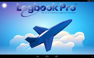 Screenshot of Logbook Pro Flight Log