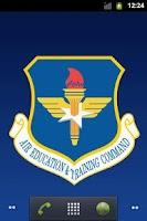 Screenshot of Air Force Wallpaper