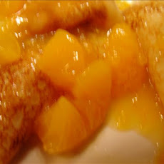 Mandarin Orange Sauce for Crepes