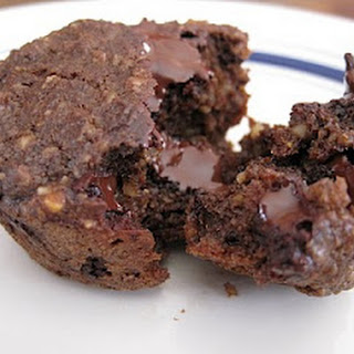 Mocha Muffins with Chocolate Chunks