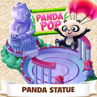 Screenshot of Panda Pop Solutions