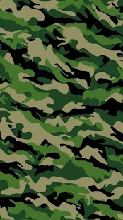 Exotic Camouflage LWP - screenshot