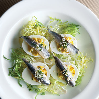 Michel Richard's Deviled Eggs