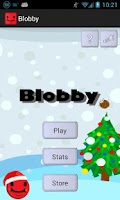 Screenshot of Blobby