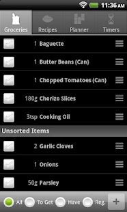 Grocery Cook - screenshot