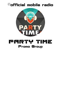 PARTY TIME mobile radio - screenshot
