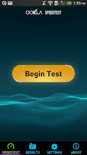 Speedtest.net Screenshot