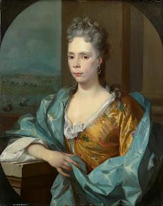 RIJKS: Nicolaas Verkolje: painting 1723
