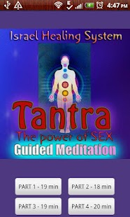Tantra Guided Meditation VOD - screenshot