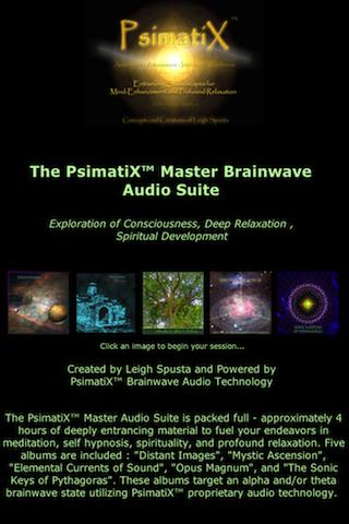 Master Brainwave Audio Suite