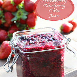 Strawberry Blueberry Jam Recipes