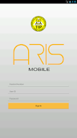 Screenshot of ARIS Mobile