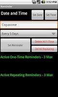 Screenshot of MedNotesPlus