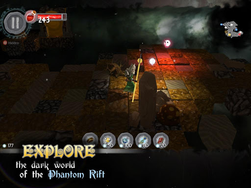 Phantom Rift - screenshot