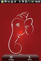 Screenshot of Ganesh Mantra,Live & Wallpaper