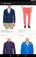 Screenshot of Gilt - Shop Designer Sales