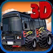 Download Full 3D Monster Bus Simulator 2015 1.0.2 APK