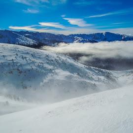 Esquiando 6 by Eduardo Menendez Mejia - Landscapes Mountains & Hills ( ski, mountain, esqui, s8, menendez, eduardo, andorra, nikon, compacta, montaña, nieve )