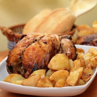 Oven Roasted Chicken and Potatoes